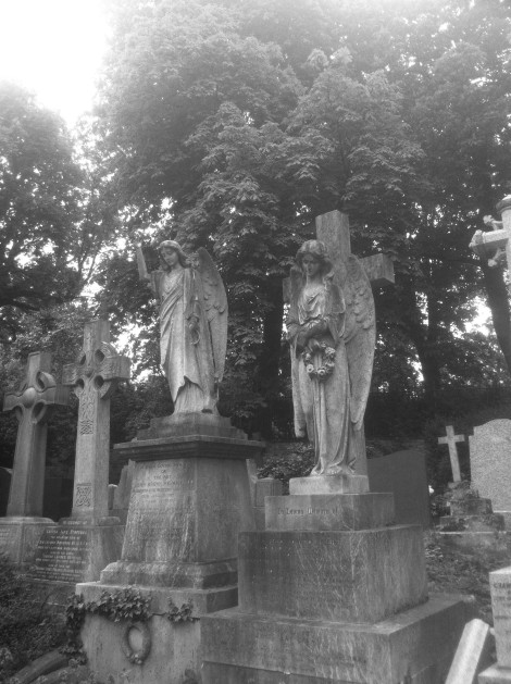 The Angels of Highgate